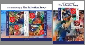LIBERIA 2020 ** Heilsarmee Armée du Salut Salvations Army #04-516baB