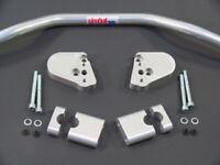 ABM Superbike Lenker-Kit BMW R 850 R / R 1100 R (259) | 97-ff | silber