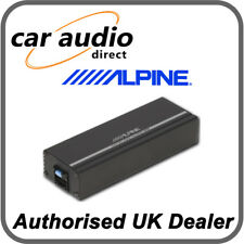 Alpine KTP-445A Compact Head Unit 4 Channel Amplifier 45RMSx4 CDA CDE 100 Watts