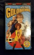 Goldmember Austin Powers Vhs Tape New Sealed 2002 Movie Mike Myers