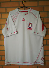 Stoke football training shirt jersey soccer  Le Coq Sportif
