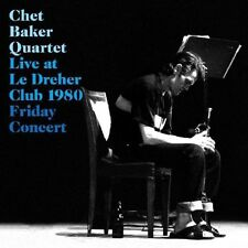 Chet Baker - Live at Le Drehler Club 1980: Friday Concert [New CD] Spain - Impor