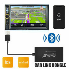 Wireless Bluetooth USB Dongle Smart Link GPS For Car Player Apple IOS Android