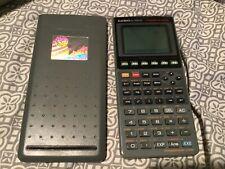 Casio calculator fx-7700gb working condition (Needs batteries)
