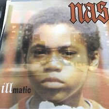 NAS - Illmatic - Vinyl LP - BRAND NEW AND SEALED