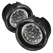 Spyder 5015686 LED Fog Lights Black For 2007-2009 Dodge Durango 2pc NEW