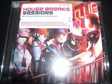 House Breaks Sessions Various 2 CD (Layo & Bushwacka X-press2 Krafty Kuts Ills)
