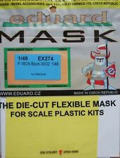 Eduard Mask 1/48 F-16C/N Block 30/32 Falcon Mask for Tamiya  EUEX 274