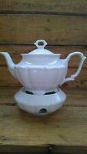 Teekanne Porzellan 1 l Maria Teresia mit Stövchen - Geschenkidee