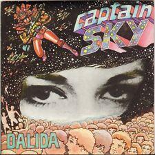"""DALIDA """"CAPTAIN SKY"""" 70'S SP"""