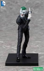 Kotobukiya DC Comics Joker ARTFX+ Statue - Batman, Harley Quinn, Arkham Asylum