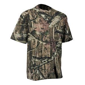 MOSSY OAK Break Up infinity short sleeve T-shirt CAMO camouflage 100% cotton XL