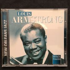 Louis Armstrong CD New Orleans Jazz - Holland (M/M)