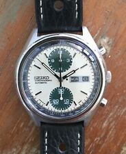 Seiko 6138-8020 Chronograph Wristwatch