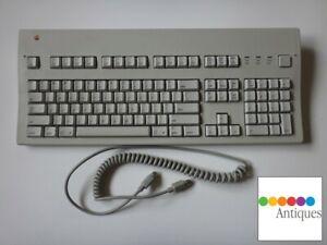 Apple Extended Keyboard II for Mac IIgs ADB Desktop Bus Vintage M3501 M0312