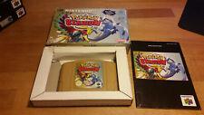 Pokemon Stadium 2 Nintendo 64 N64 PAL OVP CIB