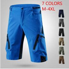 Outdoor 7 Colors Short Pants Men Cycling Shorts Mountain Bike Breathable Loose