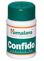 Confido Tabletten |Pflanzliche Heilmittel für männliche sexuelle | 120 Tabletten
