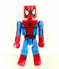 "DST 2012 Minimates Marvel vs Capcom 2"" Spider-Man figure (Chris Redfield set)"