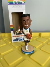 "Dikembe Mutombo Denver Nuggets ""Not In My House"" Bobblehead BobbleFinger"