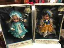 FairyLand Collection Mary had a Little Lamb, and Little Bo Peep
