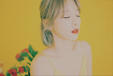 GIRLS GENERATION TAEYEON-[MY VOICE] 1st Album CD+Poster+56p Photo Book+1p Card