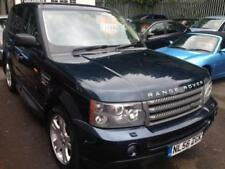 Range Rover Sport 5 Doors 50,000 to 74,999 miles Vehicle Mileage Cars