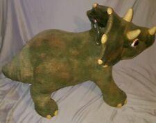 Playskool Kota My Triceratops Dinosaur Animatronic Life-Sized 3ft. Tall