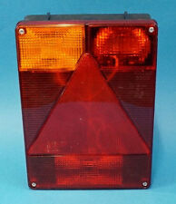 LH Radex 6800 Rear Trailer Lamp Light 5 pin PLUG IN Indespension  #TR