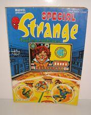 BD SPECIAL STRANGE LUG TRIMESTRIEL NUMERO 25 AOUT 1981