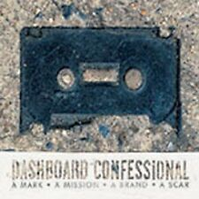 Dashboard Confessional, A Mark, A Mission, A Brand, A Scar, (CD+DVD Set) **NEW**