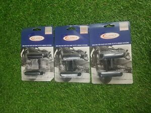 Clarks BMX Brake Pads for oversized rims fit U-Brakes Systems LOT OF 3 PAIRS