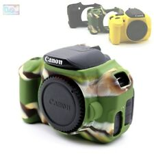 Rubber Silicon Soft Case Cover Protector for Canon 600D 650D 700D T3i T4i T5i
