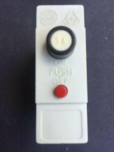 Wylex 5A B Type Plug In MCB