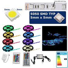 Streifen Strip Leiste / Controller /Trafo 1m-10m LED RGB SMD5050/3528 30/60 LEDs
