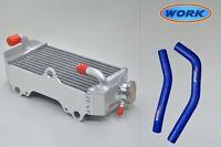 Aluminum Radiator & Silicone Hose fit For Yamaha YZ85 2002-2017 2003 2004 2005