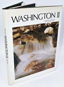 Fotografia WASHINGTON II Photography by Ray Atkeson 1973 Copertina rigida