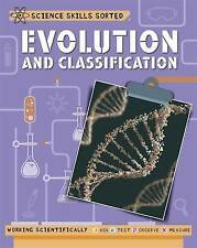 Evolution and Classification (Science Skills Sorted!) by Claybourne, Anna, NEW B