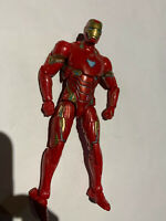 MARVEL LEGENDS FIGURE IRON MAN INFINITY WAR from thanos baf build a figure line