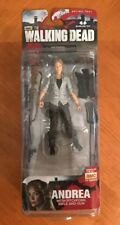 NEW Andrea Series 4 McFarlane Toys AMC The Walking Dead TV Action Figure TWD