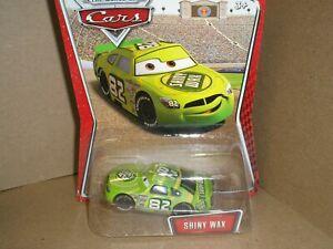 Disney Pixar CARS SHINY WAX Nascar No 82 Race Car RARE Start Grid for Christmas