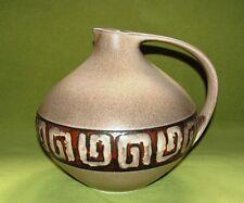 "Ruscha Keramik Vase ""Kreta""; Kurt Tschörner Ära"