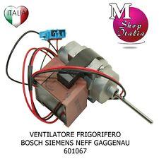 Ventilador Nevera D4612AAA21 Dc 13V 2050R Bosch Siemens Daewoo 601067
