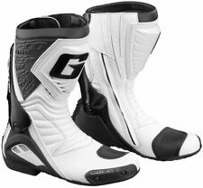 Stivali Gaerne bianchi per motociclista