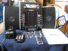 Insignia Boombox Model NS-B3113 ~ iPod & iPhone Dock / CD / Tuner