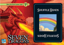 LOONEY LAB: Seven Dragons: Shuffle Hands Promo Card Game (New)