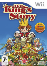 Wii-Little King's Story /Wii  (UK IMPORT)  GAME NEW