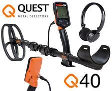 Deteknix Quest Q40 Metalldetektor -> Neuware vom Fachhändler :-)