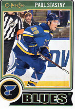 Paul Stasny 2014/15 Upper Deck O-Pee-Chee Update #U9