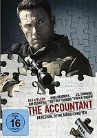 The Accountant von O'Connor, Gavin   DVD   Zustand sehr gut
